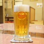 魚宮 - ドリンク写真:・オリオンビール 600円