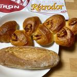 viron - エピ・ラルドンとパン・オ・ゼルブ
