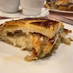 ル ビストロ - オマール海老のパイ包み。