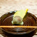銀座ふじやま - 銀杏餅