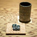 銀座ふじやま - 丹羽の黒豆