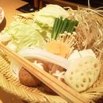 13917237 - 野菜盛り