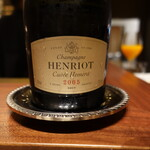 139173194 - シャンパンHENRIOT(5,800円)