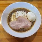 煮干中華ソバ イチカワ - 醤油