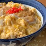 みつよし食堂 - 料理写真:フワトロ具合が絶妙なかつ丼¥750