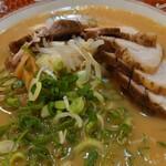 らー麺 スミイチ - 料理写真:味噌チャシュ麺♪