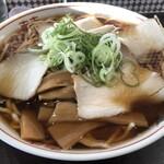 まるかいラーメン - ラーメン(600円)