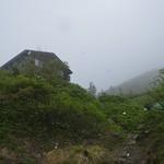 西穂山荘 - 西穂山荘