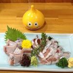 和食かたおか - その日のおすすめの鮮魚を提供していただけます