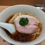 らぁ麺 はやし田 - 醤油ラーメン