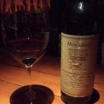 Wine & Bar Mure - あまり輸入されないワインだそうです