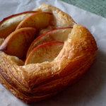 穀蔵 - りんごのデニッシュ 200円