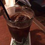 アナログ カフェ ラウンジ トーキョー - アナログ カフェ ラウンジ トーキョー(アイスコーヒー)
