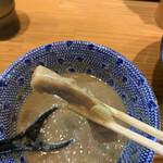 自家製麺 TANGO - メンマ