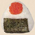 できたて おむすび 米米 - 本日のチョイス 辛子明太子・単品価格170円(税抜)