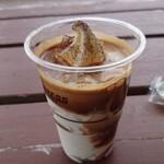 安比高原牧場 - 料理写真:アフォガード500円