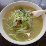 中華料理 再光軒 - タンメン¥750