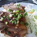 13922196 - お店イチオシ!豚肉のせご飯