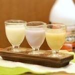 水刺齋 - 美味しいマッコリ♪