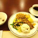 中華料理 楓林 - 今回は、朝食バイキングです。