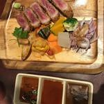 139221059 - 近江牛 ロースカツレツ 3種ソース