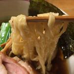 139223957 - ピロピロ麺も心地よい。