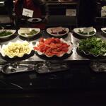 函館国際ホテル - 野菜コーナー