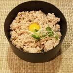 Yakitoritasaki - 鶏そぼろ丼