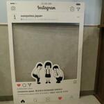 萬波 - Instagramのフレーム