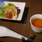 139228589 - バンバンジー(土日ランチ前菜)