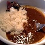 13923600 - 牛スジ煮込みカレー¥600 良く煮込んであって美味しい。