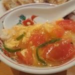 北京菜館 楽民酒家 - トマト丼 小分け