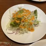チューロ - サラダ