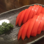村崎焼鳥研究所 - トマトスライス