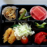 Re.風連 - 2012/07/17 本日の僕のお昼のお弁当です