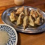 スパイス食堂サワキチ - イナバの焼き餃子