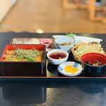 銀たちの郷 - お料理