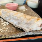 銀たちの郷 - 太刀魚塩焼