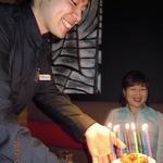 京鼎樓 - お誕生日のサプライス