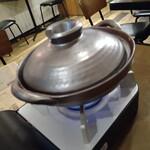 Minnanofuresshu - 土鍋米