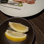 Gyouten - 鶏もも塩