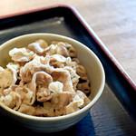 さぬき麺市場 - 肉皿盛