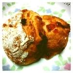 墨繪パン 新宿店 - りんごパン