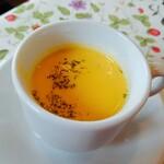Satoyamakafetasaburousansou - バターナッツカボチャのスープ