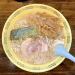 江川亭 - メンマ麺(950円)