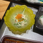 unagiryouriunawa - カニカマとトビ子のサラダ