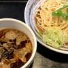 実咲庵 - 料理写真:油かすつけ麺