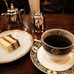 ホシヤマ珈琲店 - プレミアムブレンド&チーズケーキ