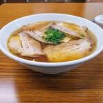 いわい製麺 - 自家製中華麺の肉そば800円!