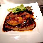 香月 - フォアグラとヒレのロッシーニ風ステーキ
